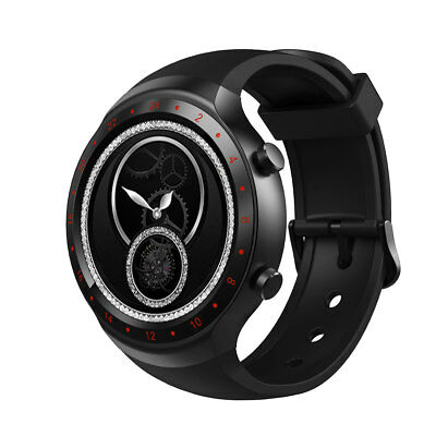 Diggro DI07 Android 5.1 Smart Watch 1.1GHz Support 3G Wifi Nano SIM GPS Red