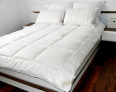 DUO Combination Merino Wool Quilt King Size ALL TOGS IN ONE DUVET all SEASON