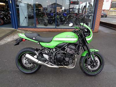 Kawasaki Z900RS CAFE RACER VERSION