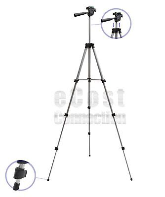 Professional Heavy Duty Portable Size 50 Inch Tripod Camera Stand Universal NEW