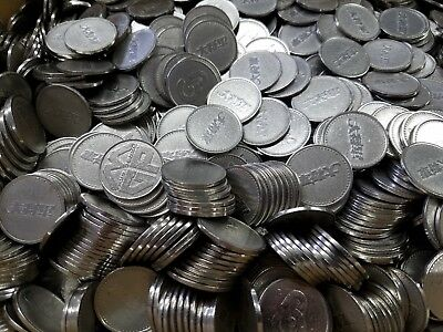 500 Japanese Pachislo Tokens gaming tokens