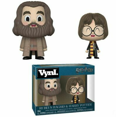 Funko VYNL Harry Potter Hagrid & Harry Vinyl Collectible Toy