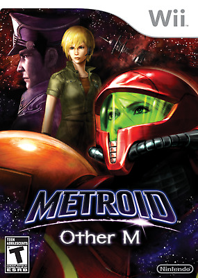 Metroid: Other M | Nintendo Wii, 2010 | BRAND NEW SEALED
