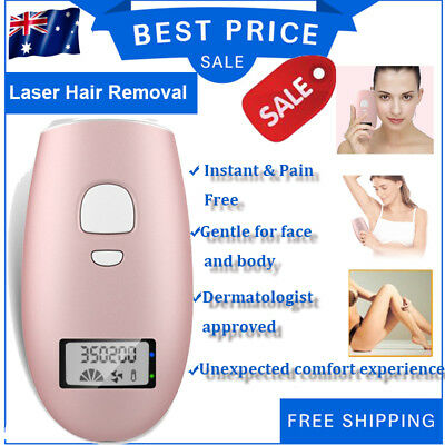 Women's Fashion Laser Hair Remover Instant Pain Free Finishing Touch Body/FaceIZ