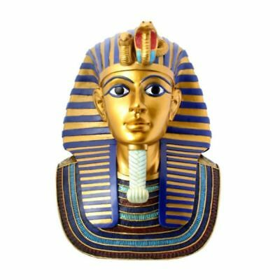 Egyptian Gold Mask Of King Tut - Collectible Figurine Statue Egypt
