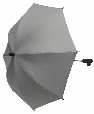 Baby Parasol Compatible with Bugaboo Stroller Buggy Pram Grey