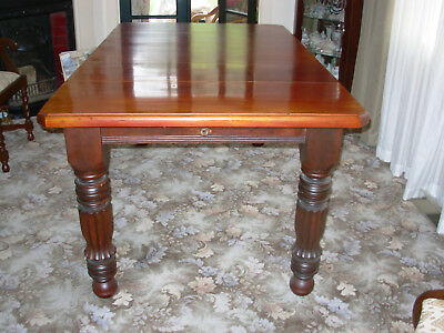 Extendable Timber Dining Table