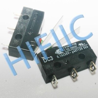 1PCS Germany CHERRY DC3 DC3C-A1LC Shift lever waterproof Micro Switches
