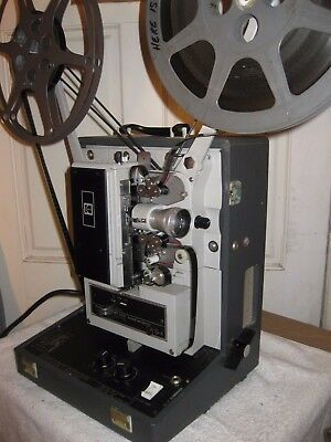 Kodak  250E Pageant 16Mm Optical Sound Projector    Just Serviced