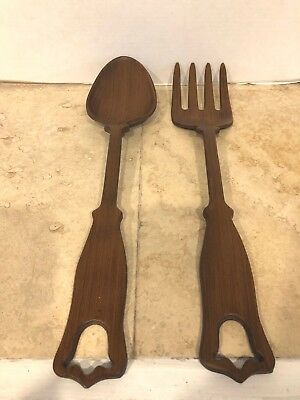 Amazing Metal Fork And Spoon Wall Decor Photo - Wall Art Design ...
