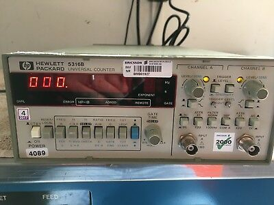 Hewlett Packard HP 5316B Universal Counter