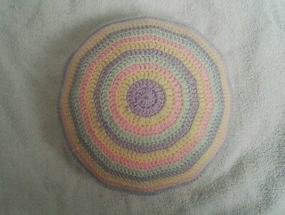 Crochet Nursery Cushion