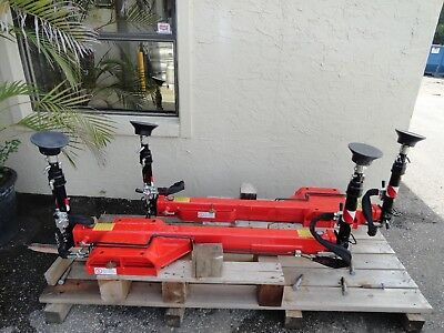 Hydraulic Outriggers / Stabilizers