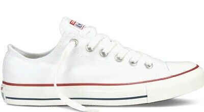 100% autentico 3329a 43233 ORIGINALI CONVERSE ALL Star Chuck Taylor Basse Bianche Optical White Uomo  Donna