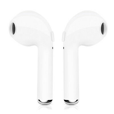 Dual Bluetooth Earbuds, Wireless Headphones, Headsets for iPhone X 8 7 Android