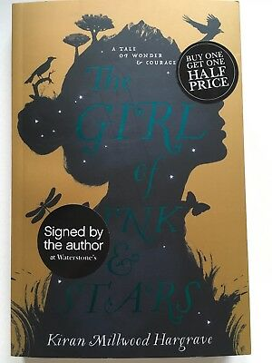 The Girl Of Ink And Stars Book By Kiran Millwood Hargrave