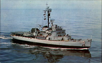 USS Staten Island AGB-5 ~ Wind Class Navy Icebreaker ~ leased to Russia 1944