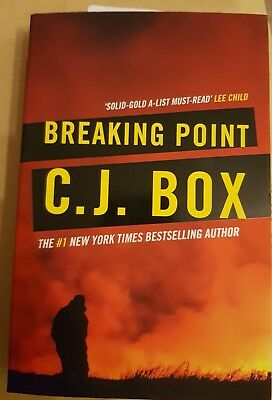 **NEW PB** Breaking Point by C. J. Box (Paperback, 2013)