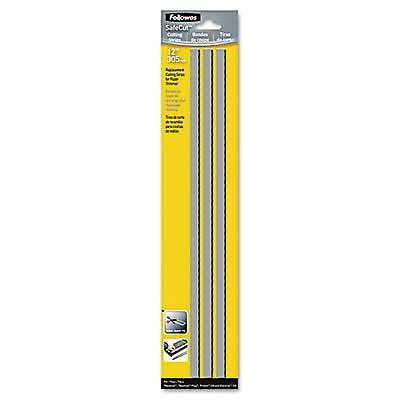 Fellowes SafeCut Cutting Strips, Replacement Strips P/N CRC54115