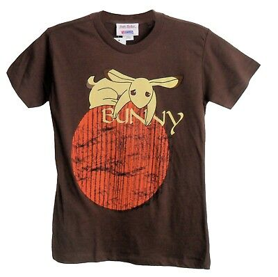 Anime Shirt - Fruits Basket Bunny Junior Size Small Brown