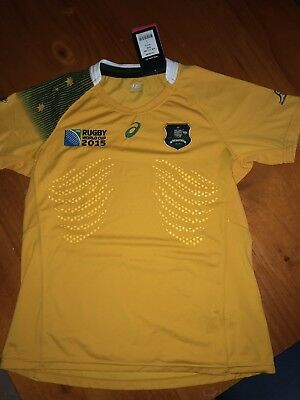 wallabies rugby jersey