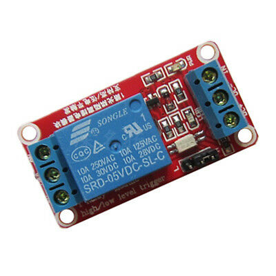 5/9/12V 1 Channel Relay Module Expansion Board Optocoupler LED for Arduino i