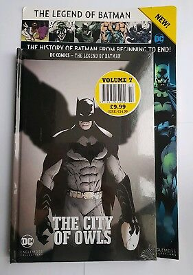 Legend Of Batman Dc Comics Graphic Novel Collection Issue 7 The City Of Owls