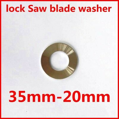 tct washer saw blades washer 35mm reduce to 20mm The inner ring gasket diameter