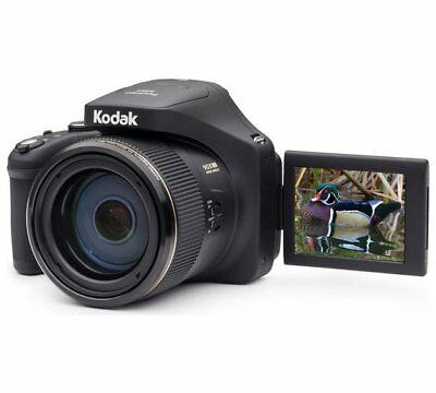 Kodak AZ651 20.0MP Digital Camera - Black