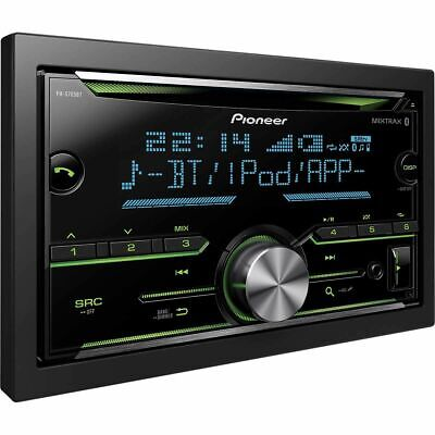 Pioneer Double DIN CD / Digital Media Player with Bluetooth - FH-S705BT