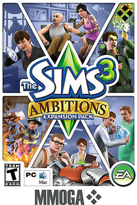 THE SIMS 3 Pets - Expansion Pack - PC MAC EA Origin Game Code - CA