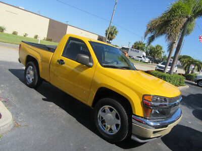 """Chevrolet Colorado 2WD Reg Cab 111.2"""" LT w/1LT $7300 includes FREE SHIPPING ONLY 61000 MILES IMMACULTE FLORIDA NONSMOKER WOW!"""