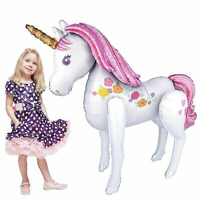Magical Unicorn AirWalker Foil Balloons