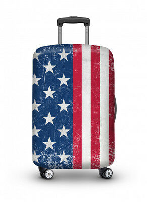 Luggage Cover Travel Suitcase Protector Elastic Protective VELOSOCK Liberty
