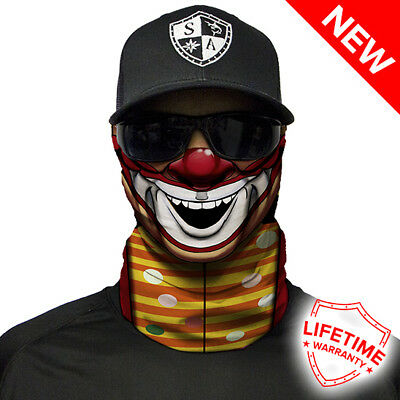 """Giggles the Clown"" Faceshield von SA Company"
