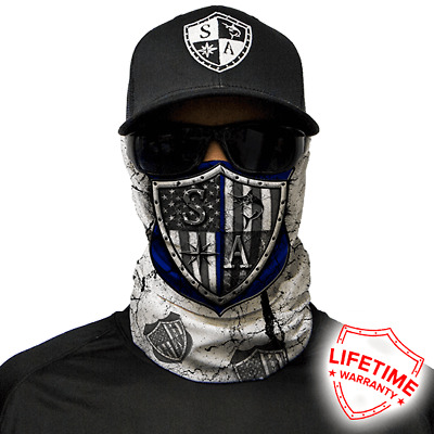Blue Strong Faceshield von SA Company