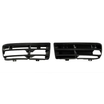 VW GOLF MK4 1997-2005 Pair Left & Right Front Lower Bumper Grille Vent