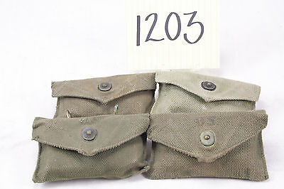 Ww2 To Korea Us Medic Pouch