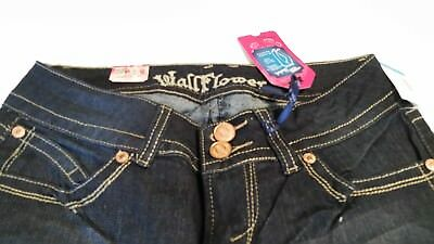 Wallflower Luscious Curvy Bootcut Jeans, Size 9