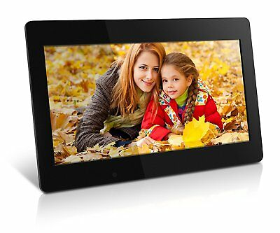 Aluratek (ADMPF118F) 18.5 inch Digital Photo Frame with 4GB Built-in Memory