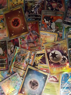 Mystery Pokemon Booster Pack - Guaranteed Ultra Rare/ Holo's + 50 Cards