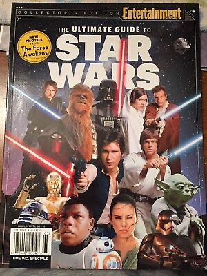 Entertainment Weekly Collector's Edition: The Ultimate Guide to Star Wars NEW
