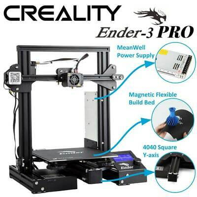 Official Creality Ender 3 3D Printer Resume Print 220X220X250mm DC 24V 15A PLA
