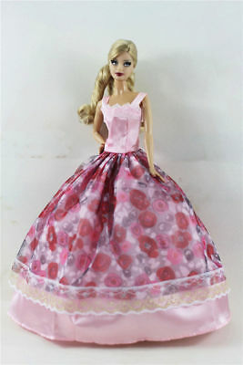 Fashion Princess Party Dress/Evening Clothes/Gown For 11.5in.Doll Y01