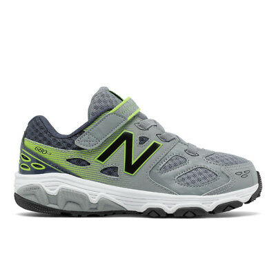 KA680GHY Boys New Balance Hook and Loop Running Shoe KA680 680