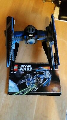 Lego Star Wars 6206 The interceptor includes instructions complete