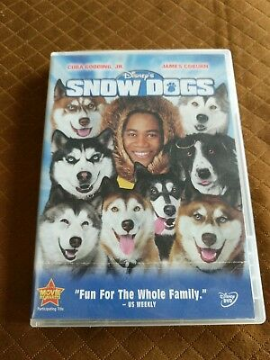 Disney snow dogs dvd