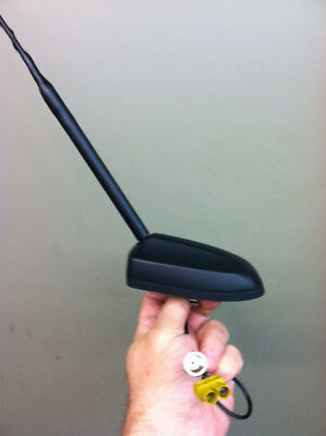 Ford Police TAURUS PPV  DisguisedAntenna Solution all band coverage