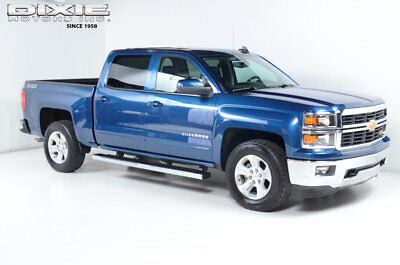Chevrolet Silverado 1500 2LT Z71 Crew Cab Leather 1 Owner Carfax certified 2LT Z71 Leather 1 Owner Carfax certified 4x4 1 Owner Carfax certified Leather 4x