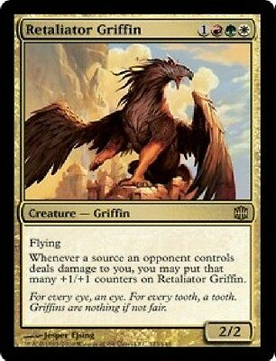 MTG: Retaliator Griffin - Multi Rare - Alara Reborn - ARB - Magic Card